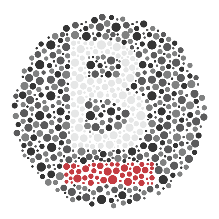 Image for color blind test with boston gov