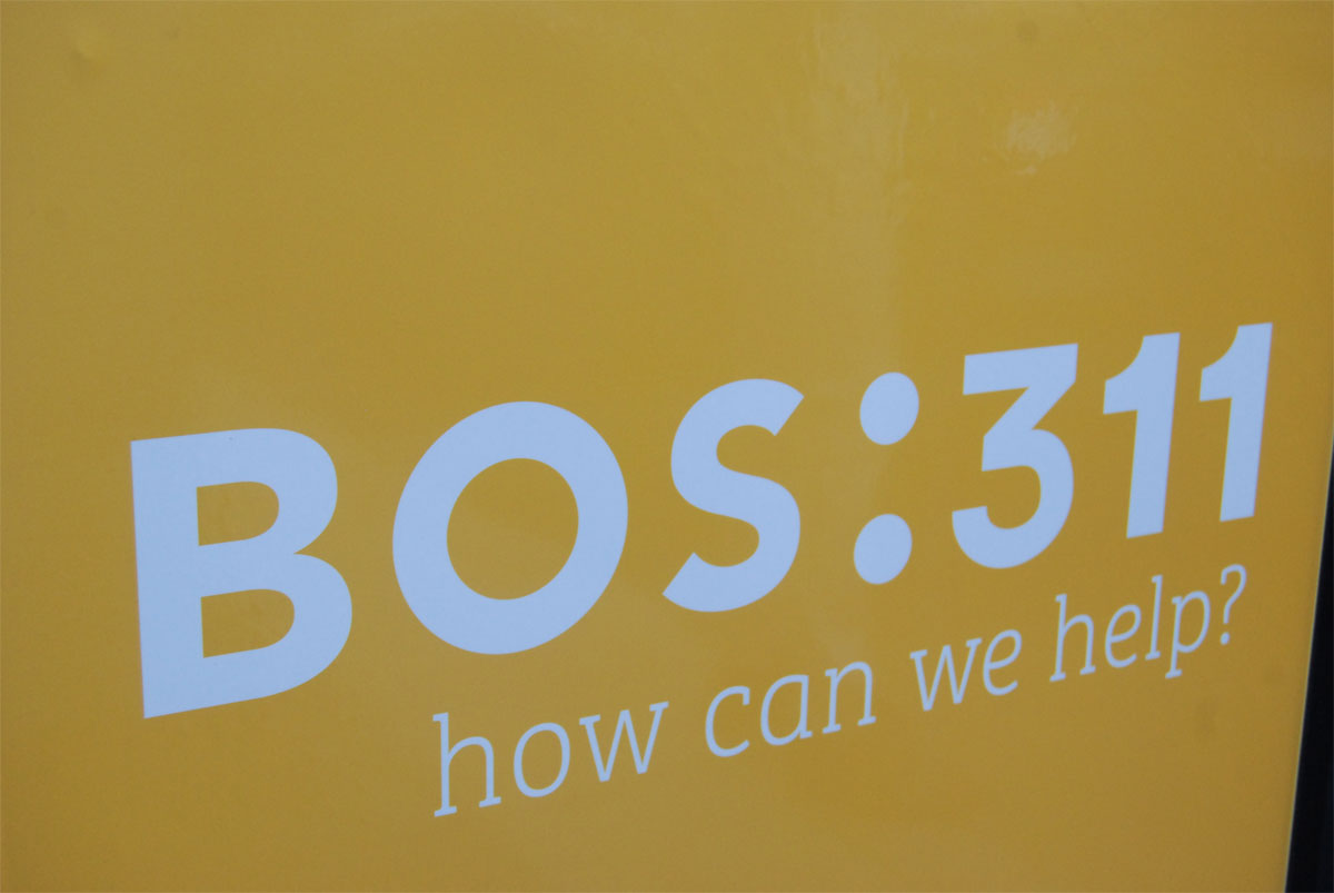 Image for the new bos:311 brand