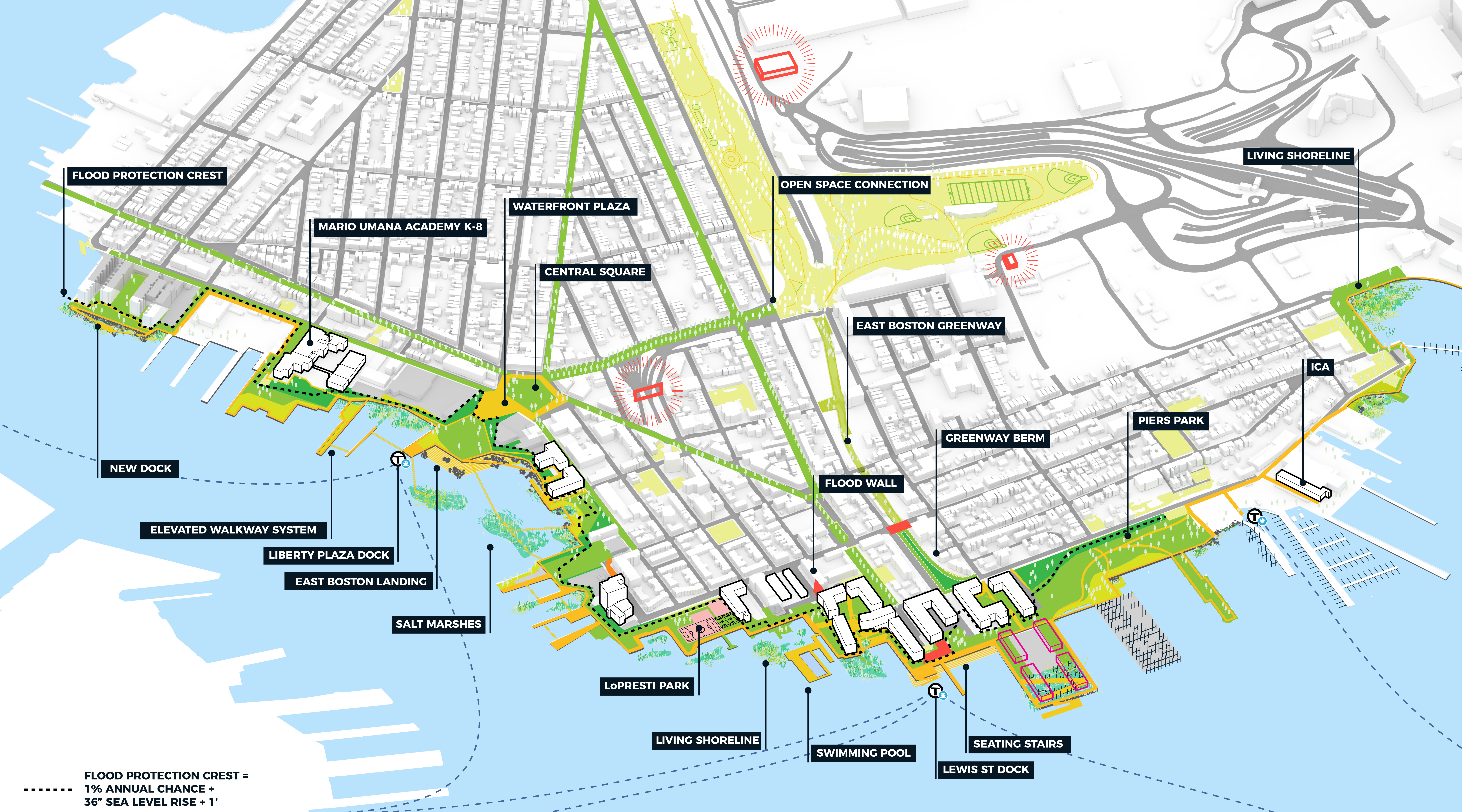 Image for east boston axon resilience proposal