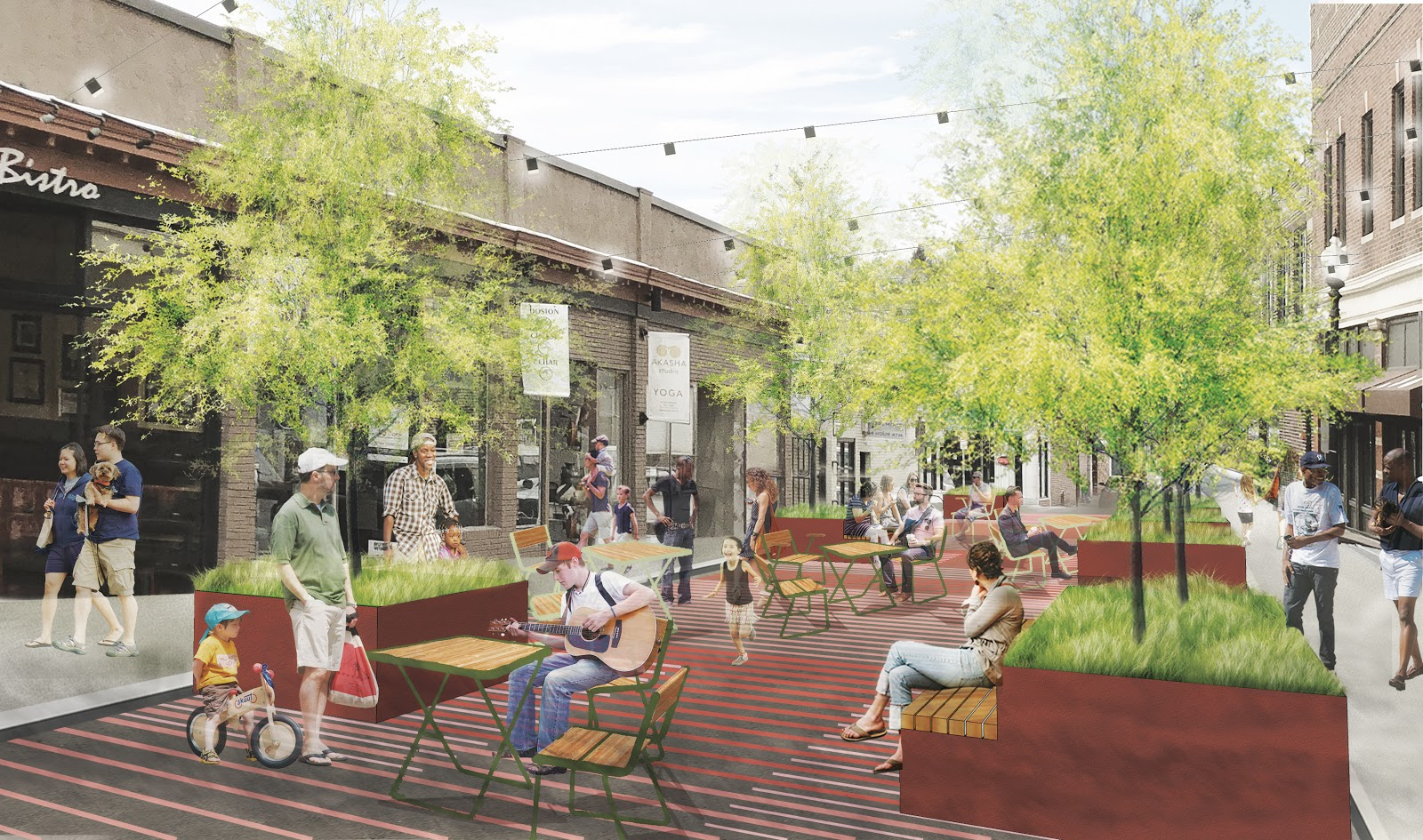 Image for birch street plaza