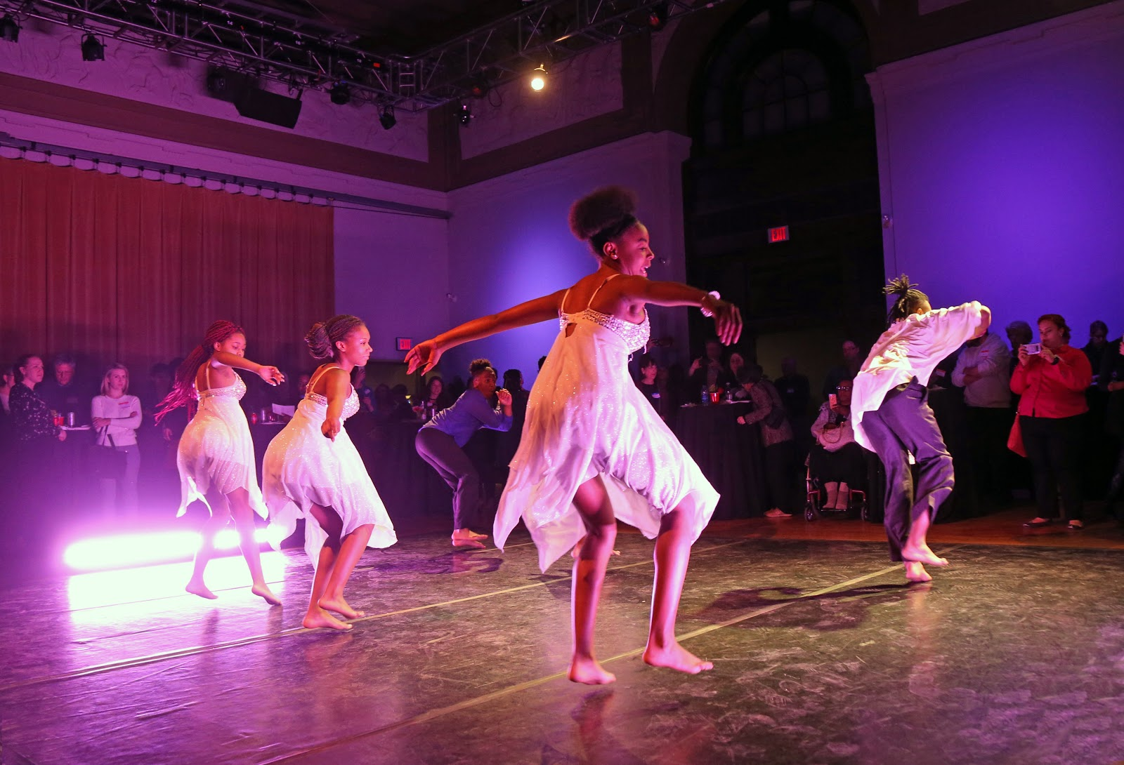 Image for a performance by origination, one of the 2019 boston cultural council grantees