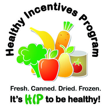 Healthy Incentives Program logo