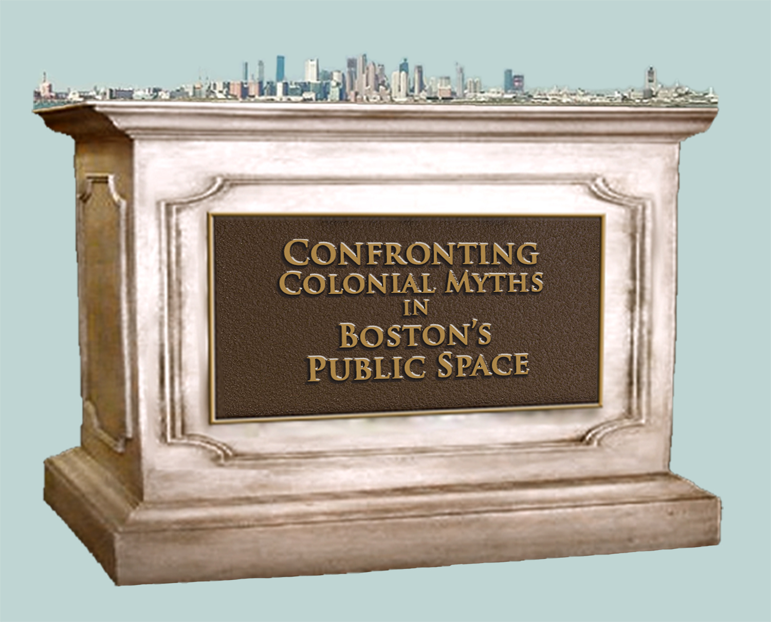 Confronting Colonial Myths flyer