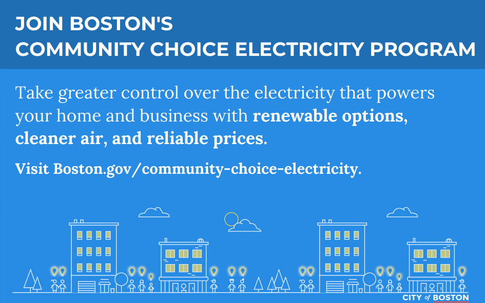 Community Choice electricity program