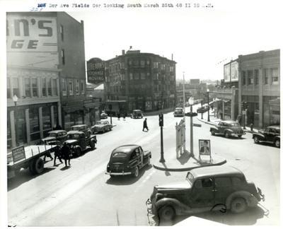 Fields Corner 1948
