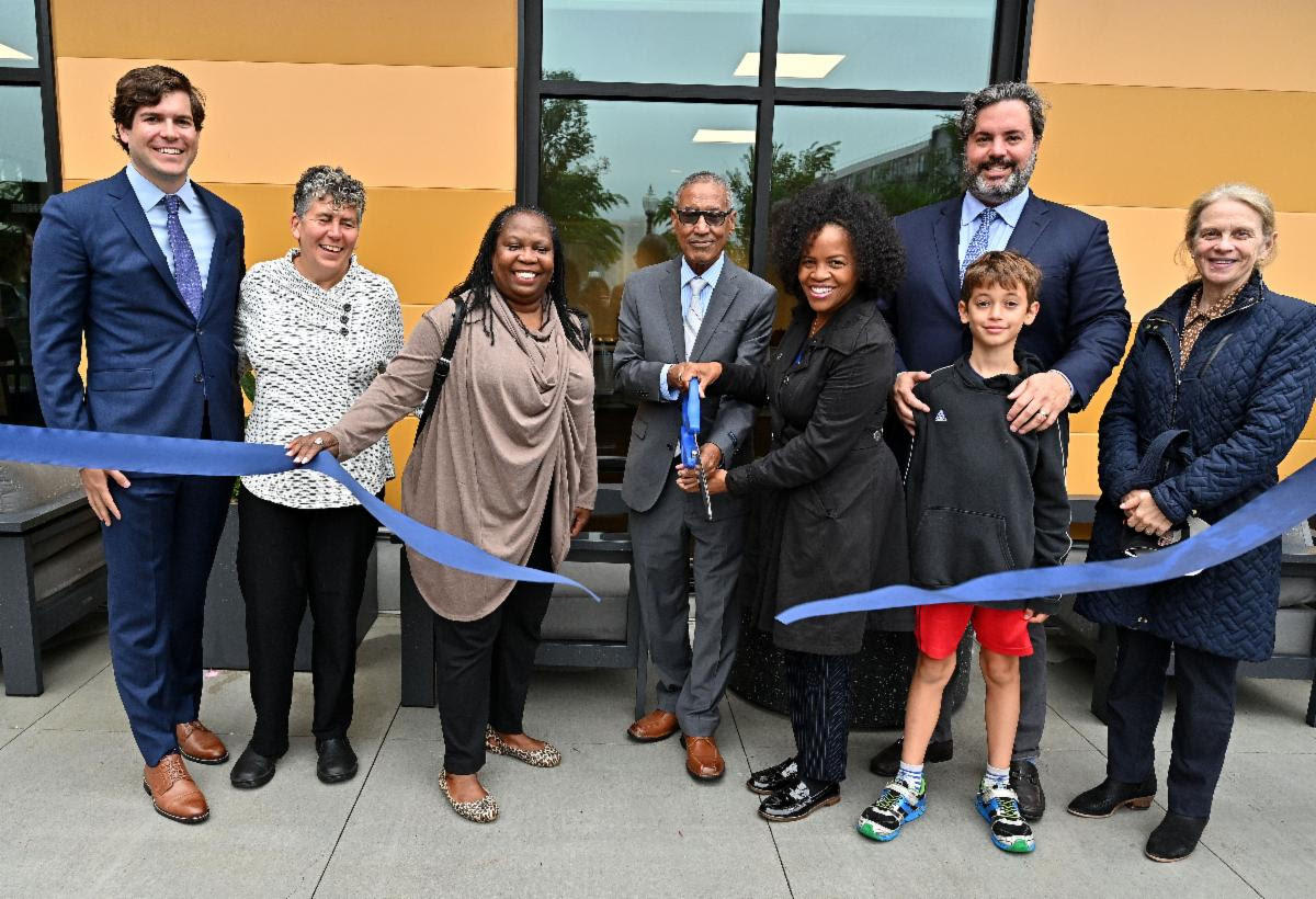 Mayor Janey at NEW MIXED-INCOME HOUSING ON EAST BOSTON WATERFRONT