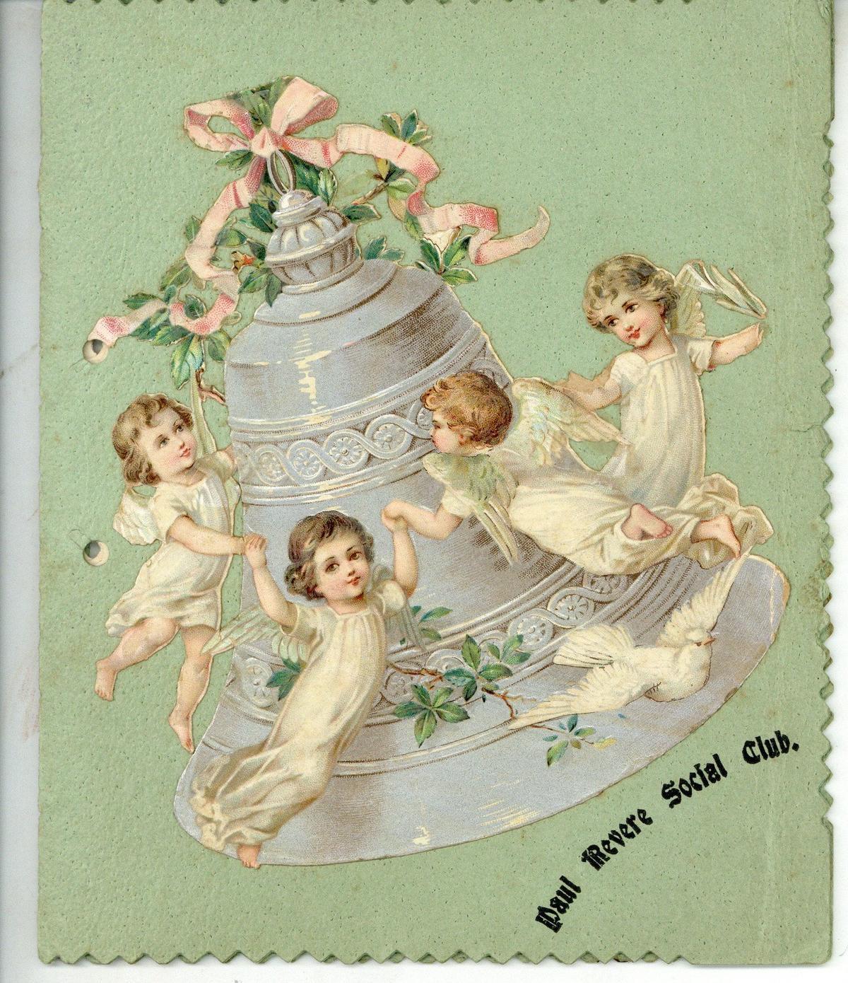Paul Revere Social Club Program