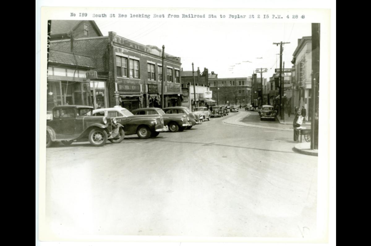 South Street 1948