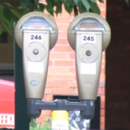 Image for parking meters