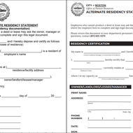 Image for the application for an alternate residency statement, before (left) and after (right)