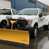 PWD's Central Fleet Maintenance Division added 15 new Ford F350's with mounted plows and spreaders to assist with snow clearing efforts across the city