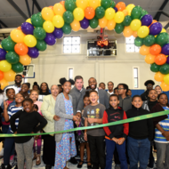 Photo of BCYF Vine Street ribbon cutting