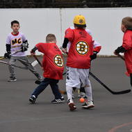 Mayor's Cup Street Hockey Tournament