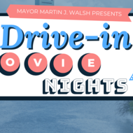 Drive in movie night - Cover Photo