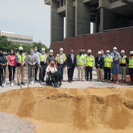 City Hall Plaza Project Team