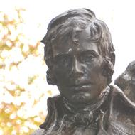 Image for burns statue web banner