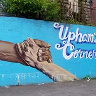 Image for uphams mural