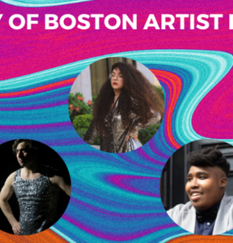 2019 City of Boston Artist Fellows