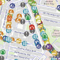 Image for vision zero safety concerns map