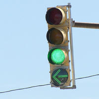 Image for new traffic signal