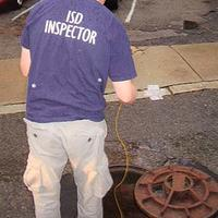 An Environmental Sanitation worker for Inspectional Services